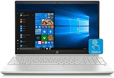 HP Pavilion HD IPS Touchscreen Laptop