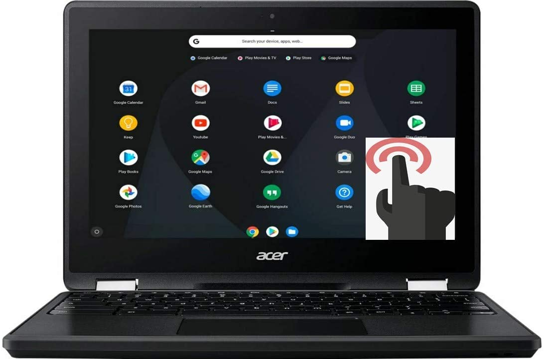 Acer Spin 11 Convertible HD Touchscreen Chromebook 1
