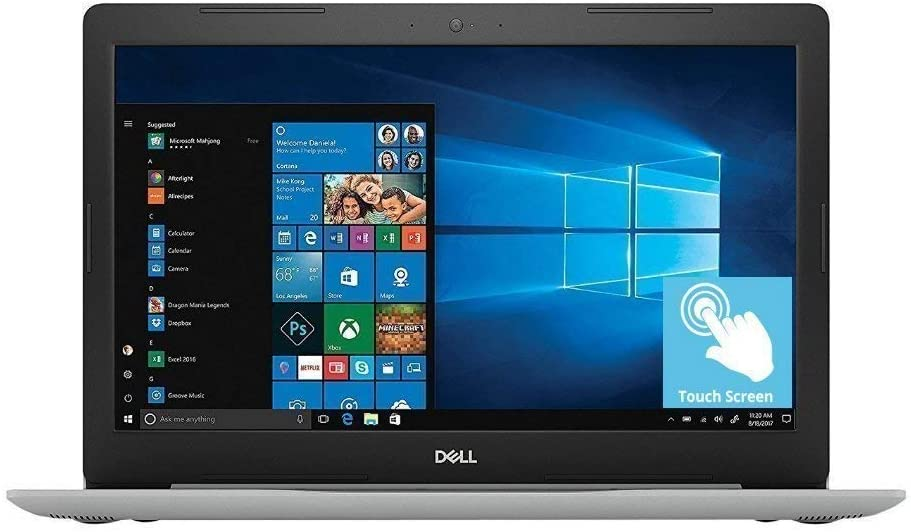 Dell Inspiron 15 Inch Touchscreen Laptop