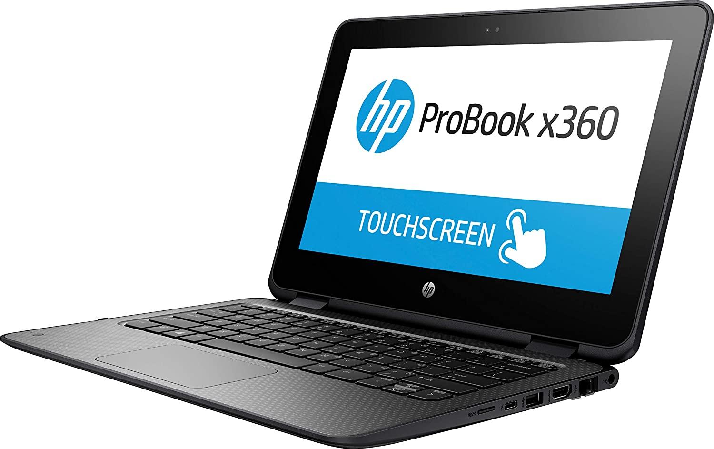 HP ProBook 11.6 Inch Touchscreen 2 in 1 Laptop 1