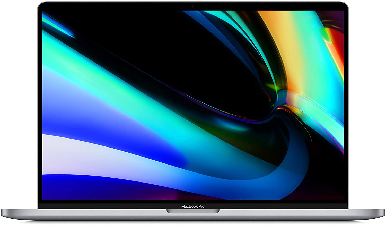 New Apple MacBook Pro 16 Inch laptop for teacher