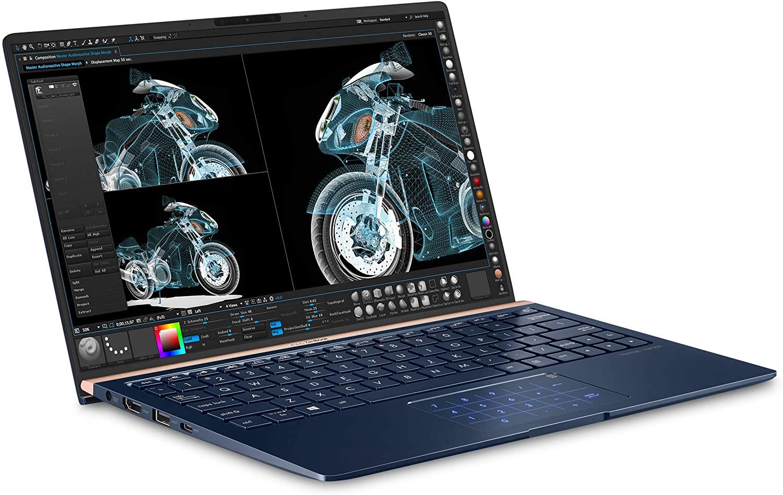 ASUS UX333FA AB77 ZenBook 13 Ultra Slim Laptop 1