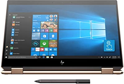 HP Spectre x360 15t Quad Core i7 USB Type C Thunderbolt 3 Port