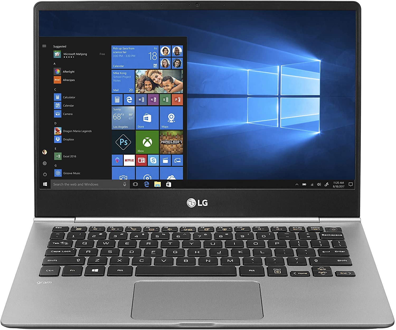 LG Gram Laptop with 2 USB 3.0 Ports