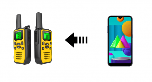 Mobile Apps to Turn Your Phone into a Walkie Talkie