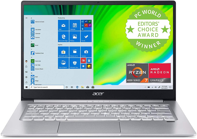 Acer Swift 3 Thin & Light Laptop