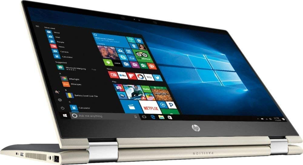 HP Pavilion x360 Convertible Laptop