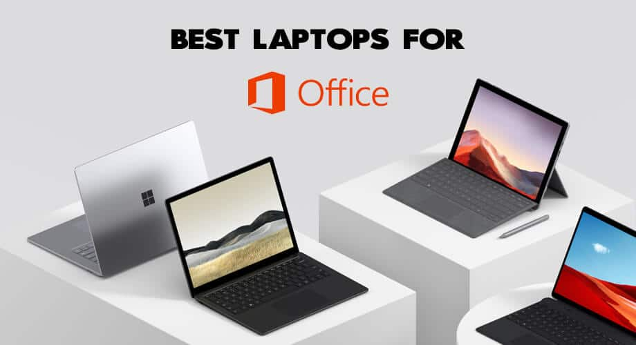 Best Laptop with Microsoft Office