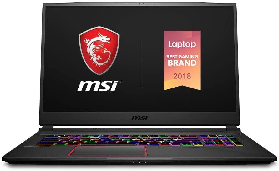 MSI GE75 Raider-287 Gaming Laptop