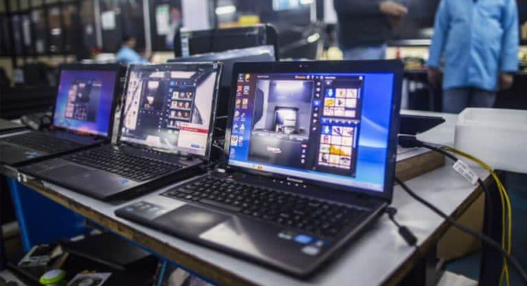 Online Schooling Increase the Sales of Laptops