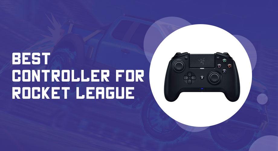 Best Controller for Rocket League