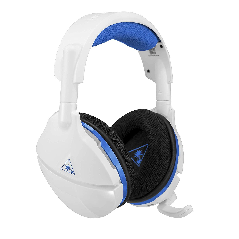 Turtle Beach Stealth 600 White Surround Sound Gaming Headset