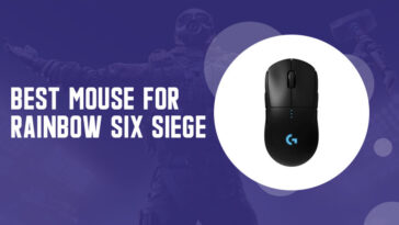 Best Mouse for Rainbow Six Siege