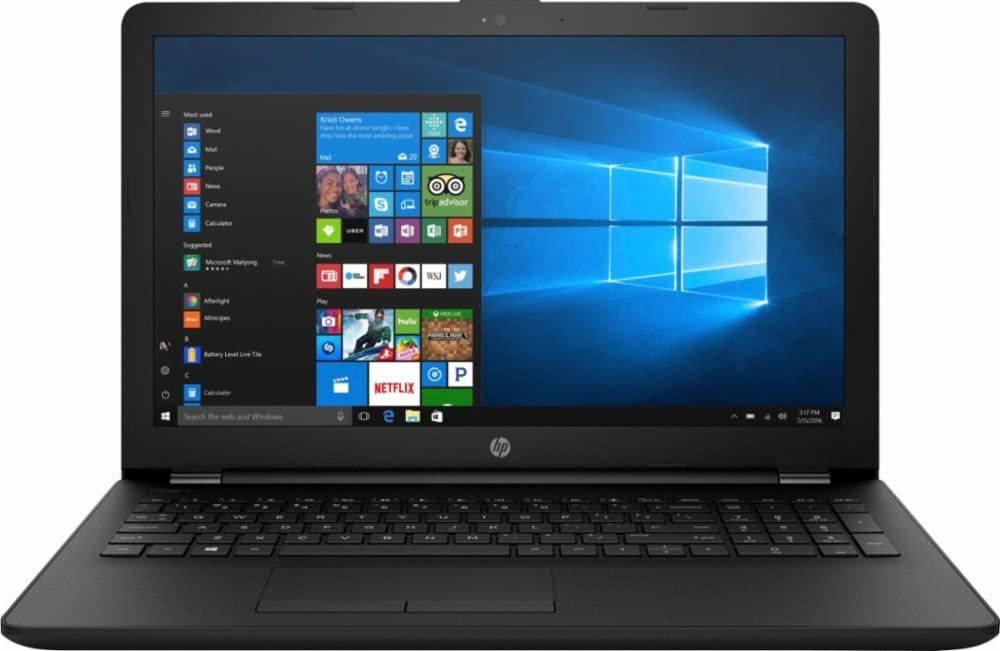 "High Performance HP 15.6"" Laptop"